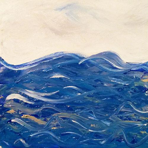 zee intuitief schilderen