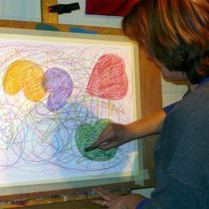 creatieve therapie persoonlijke ontwikkeling