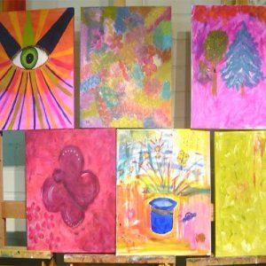 creatieve therapie golden-sun.nl elra workshop
